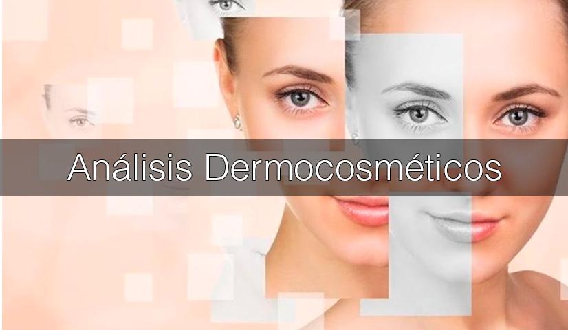Análisis dermocosmético