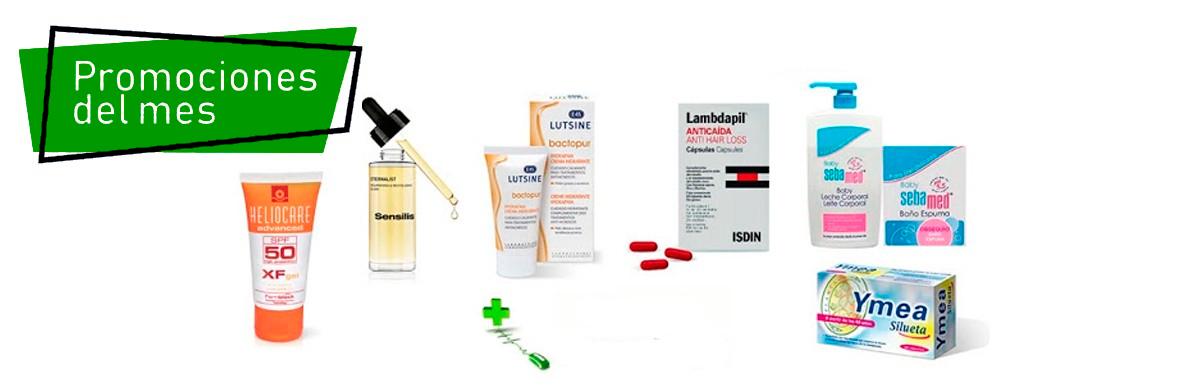Promociones productos de farmacia